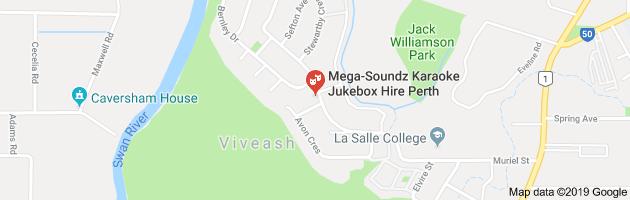 MEGA-SOUNDZ karaoke hire Viveash Perth